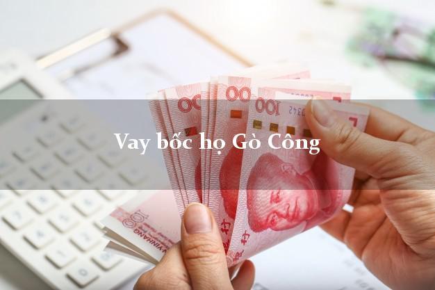 Vay bốc họ Gò Công Tiền Giang