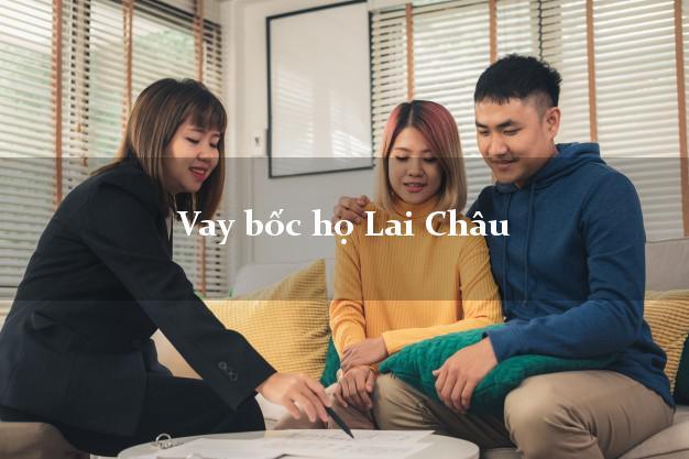 Vay bốc họ Lai Châu
