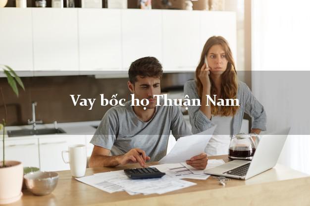 Vay bốc họ Thuận Nam Ninh Thuận