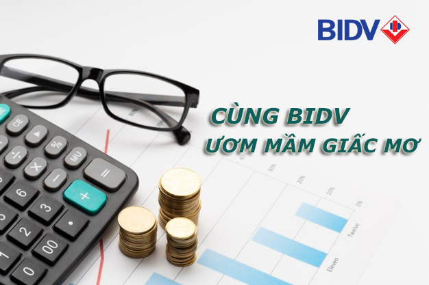 Hướng dẫn vay tiền BIDV tháng 5/2021