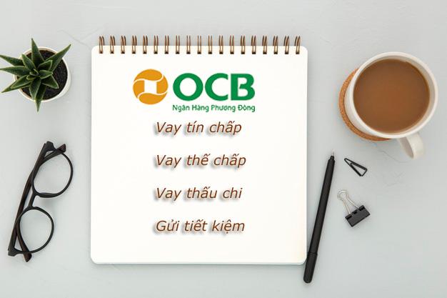 Hướng dẫn vay tiền OCB tháng 4 2021
