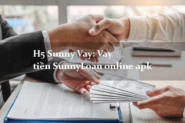 H5 Sunny Vay: Vay tiền SunnyLoan online apk